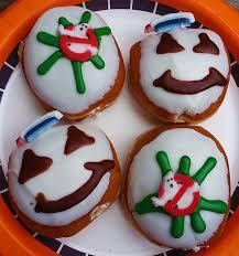 krispy kreme ghostbusters donuts review