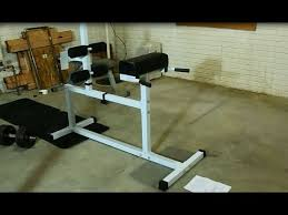 Review ✦ Marcy Roman Chair ✦ Hyper Extension Bench Strengthen Hyperextension Bench Reviews