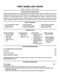 ... Excellent Design Network Administrator Resume 14 Junior Network  Administrator Resume Template ...
