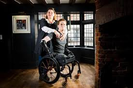 Alex Lewis: 'Losing my limbs made me realise what I had ...
