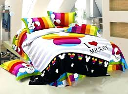 mickey mouse clubhouse full size bedding inspirational full size mickey mouse bedding set decibell