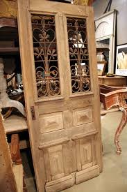 old wood entry doors for sale. antique french napoleon iii style oak hall door with iron elements - sold old wood entry doors for sale pinterest