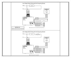 wiring wiring diagram of occupancy sensor wiring diagram 12495 charging air conditioner