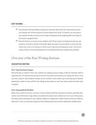 writing lessons narrative descriptive expository persuasive  view larger play pause
