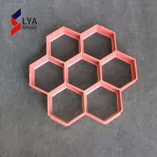 china interlocking precast diy plastic rubber concrete stepping stone mold china garden ornaments molds mold for pathway