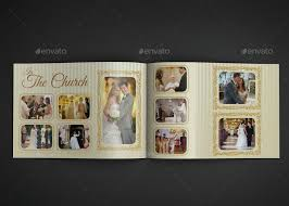 Wedding Album Template 16 Pages By Owpictures Graphicriver