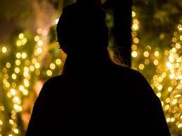 Fairy Lights Silhouette Silhouette Fairy Lights Silhouette Caetano Candal Sato