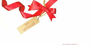 doc voucher template gift certificate printable gift certificate templates