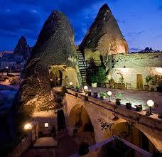 ... Turkey) Kelebek Cave Hotel