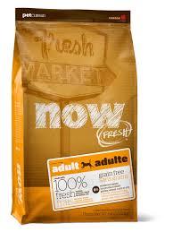 <b>Корм</b> для собак нау (<b>now fresh</b>), Канада - купить в интернет ...