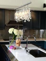 dramatic kitchen chandelier modern brass lighting kitchen island chandelier modern