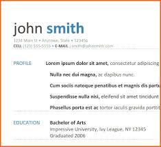 89 glamorous resume templates free download word template resume google resume format