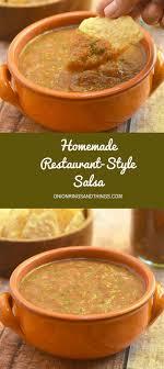 Best 25+ Mexican restaurant salsa ideas on Pinterest | Best chunky ...