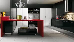 next red kitchen accessories white arched expose brick door sunken dark wine rack box white glace