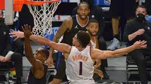 NBA: Phoenix Suns schlagen Clippers in Spiel eins - Devin Booker glänzt