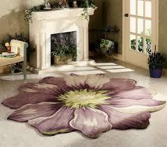 purple flower area rugs rug designs