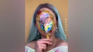 this makeup artist recreates disney