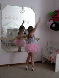 Kids Bedroom Mirrors Ballet Mirror In A Little Girls Room What A Good Idea Home