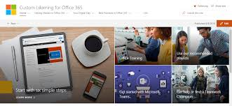 Explore the site and default content   Microsoft Docs