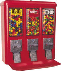 Bulk Candy For Vending Machines Extraordinary Gumball Vending Machines Candy Vending Machines Bulk Candy