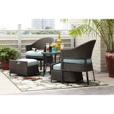 outdoor furniture decor. shop garden treasures south point outdoor conversation set at loweu0027s canada find our selection of sets the lowest price guaranteed furniture decor d