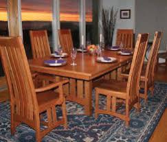 craftsman furniture. Solid Wood Dining Furniture Craftsman