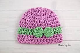 Crochet Preemie Hat Pattern New Preemie Wrapped With Love Hat Charmed By Ewe
