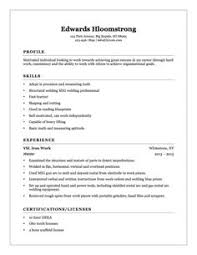First Job Resume - Google Search | Resume | Pinterest | Job Resume ...