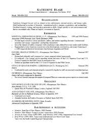 hr objective in resume