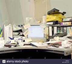 Unordentliche Bürobilder Alamy Unordentlichen Schreibtisch Stockbild Unordentliches Büro Stockfotos Bilder
