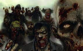 Free Zombie Backgrounds on WallpaperSafari