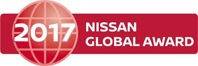 nissan logo. global_nissan_award nissan logo
