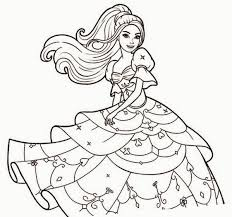 barbie coloring book pdf barbie coloring pages pdf heathermarxgallery