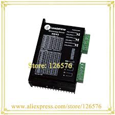 leadshine m542 cnc stepper motor driver 1 0a 4 2a 50vdc work for 42