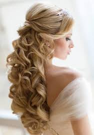 Wedding Hairstyles Down 20 Awesome Half Up And Half Down Wedding Hairstyles For 24