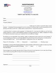 landlord notice to vacate al property template notice vacate al property sle letter of 41 landlord