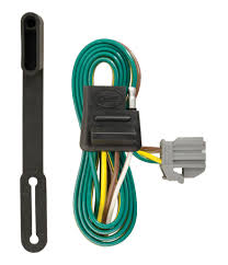 gmc terrain 2010 2017 wiring kit harness curt mfg 56210 rh suspensionconnection com tow wiring kit