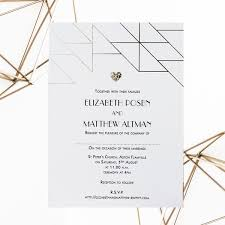 wedding invitations with hearts foil cartalia