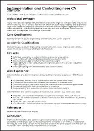 Motion Control Engineer Sample Resume Bunch Ideas Of Resume Cv Cover