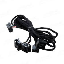 car stereo iso wiring harness extra long 6m cable adapter for bmw E46 Stereo Wiring Harness 6m wiring lead harness adapter for bmw e38 e39 e46 e53 iso stereo plug adaptor bmw e46 radio wiring harness