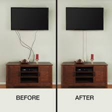 Hide Tv In Wall Null Flat Screen Tv Cord Cover Tv Cord Cover Flat Screen Tvs