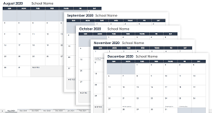 calendar template month 15 free monthly calendar templates smartsheet