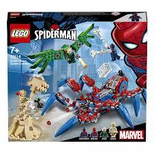 <b>Конструктор LEGO</b> Super Heroes 76114 <b>Паучий вездеход</b> - купить ...