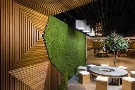 Biophilic Design Examples Biophilic Plantscape Technology