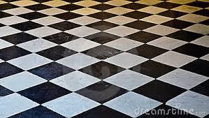... Gorgeous Black And White Marble Floor Black And White Marble Floor  Royalty Free Stock Photos ...