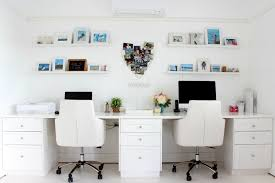 finished office makeover. Home Office Update Finished Makeover E