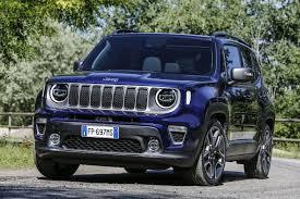 <b>Jeep</b> выпустит гибридный кроссовер <b>Renegade в</b> 2020 году ...