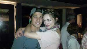 tyler posey crystal reed photo