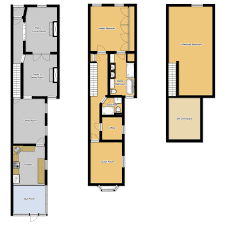 beautiful row house plan layout san francisco row house floor plan best of 70 elegant row