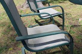 painting patio furnitureRefurbish Outdoor Furniture with spray paint Like new 1 More Than 2